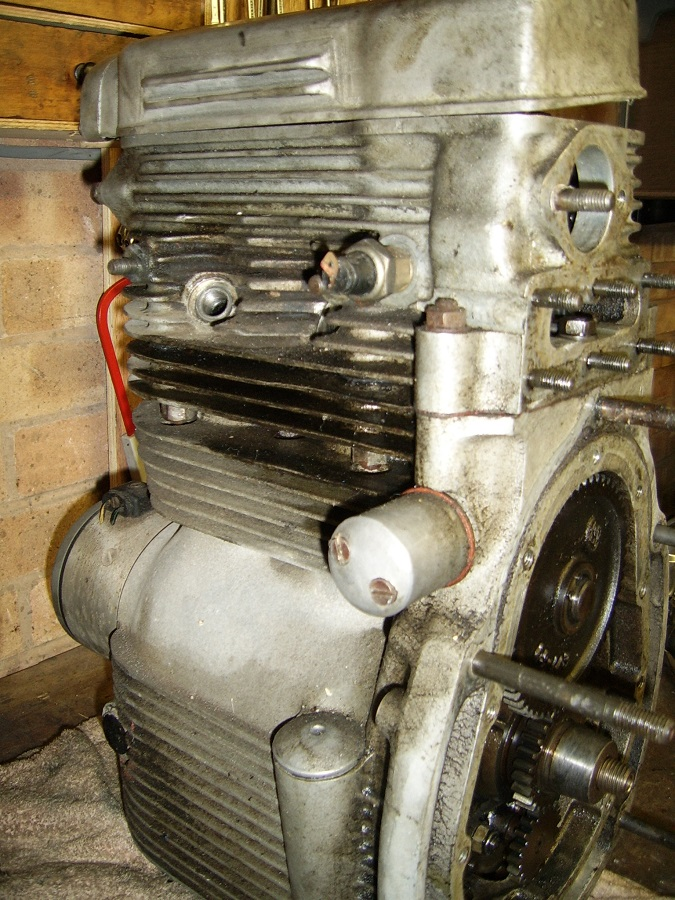 1952 Sunbeam S7 Delux: Full Restoration for a customer in Berkshire
