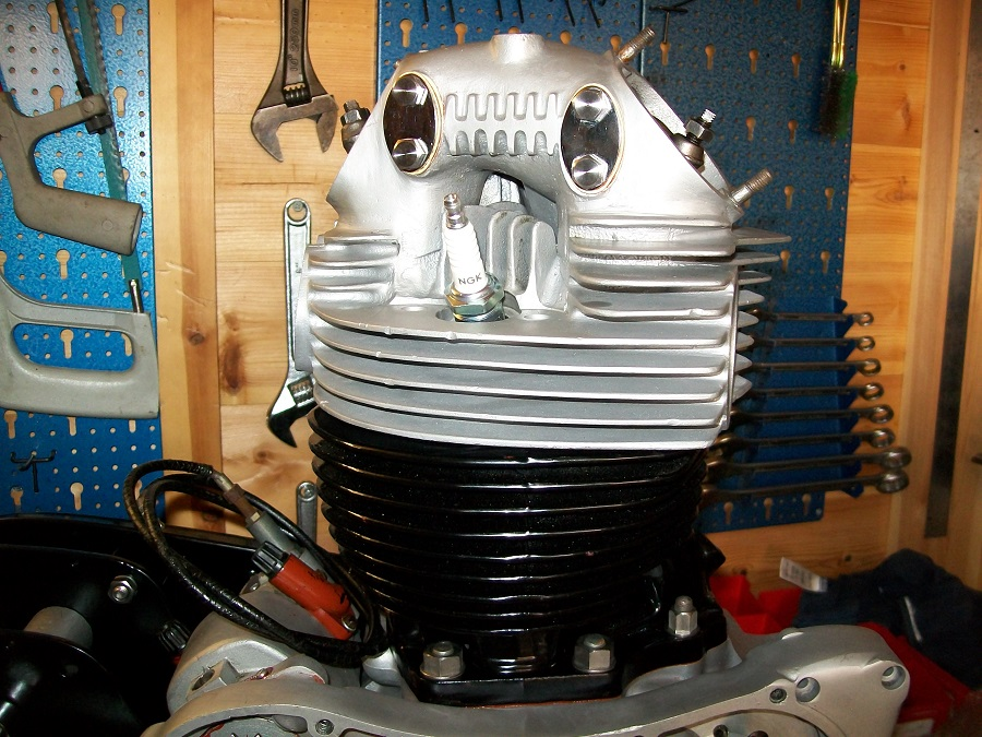 1959 Norton Model 99: Full Engine Rebuild